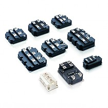 IGBT and diode modules